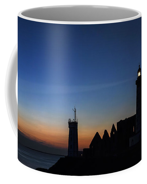 Pointe Saint Mathieu Coffee Mug featuring the photograph 151124p180 by Arterra Picture Library