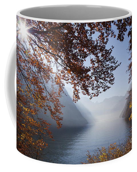 K�nigssee Coffee Mug featuring the photograph 151207p156 by Arterra Picture Library