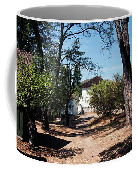 Rmb2014091200059 Coffee Mug featuring the photograph Whiskeytown National Recreation Area by Robert Braley