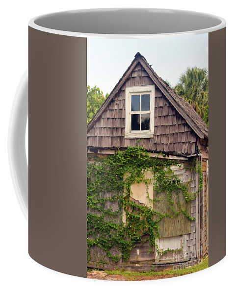 Dubois Coffee Mug featuring the photograph 1890s Pinapple House by William Tasker