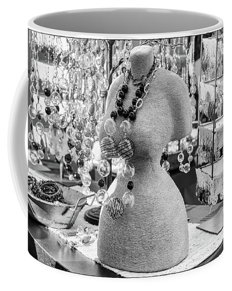 Mannequin Dolls Coffee Mug featuring the photograph Pizzazz by Marit Runyon