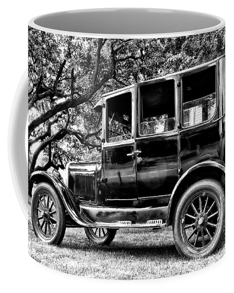 Ford Model T Coffee Mug featuring the photograph 1926 Ford Model T by Bill Cannon
