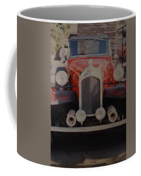 Car Coffee Mug featuring the photograph 1932 by Rob Hans