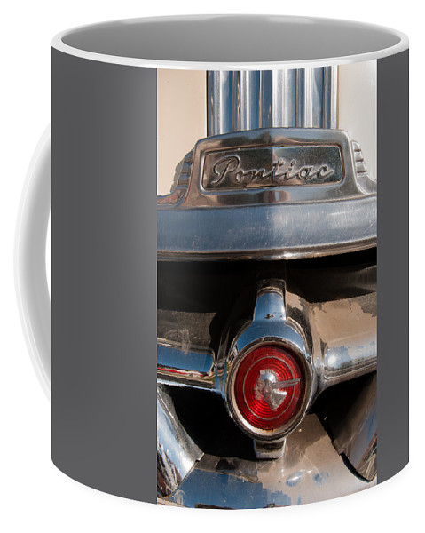 1951 Pontiac Coupe Coffee Mug featuring the photograph 1951 Pontiac Coupe #3 by Robert VanDerWal