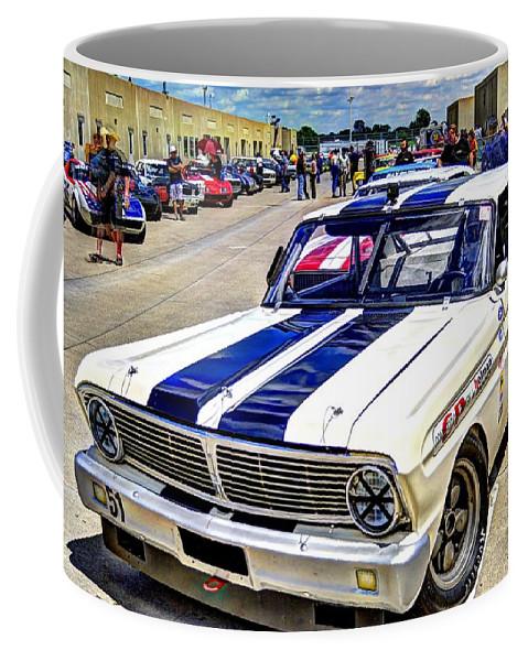 1964 Ford Falcon #51 Coffee Mug
