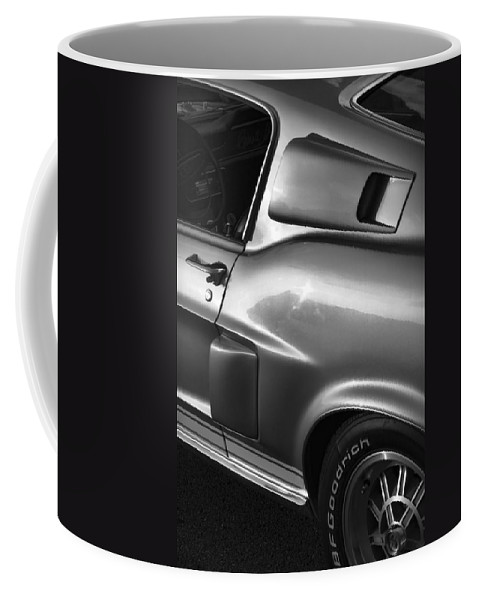 1968 Coffee Mug featuring the photograph 1968 Ford Mustang Shelby Gt 350 by Gordon Dean II