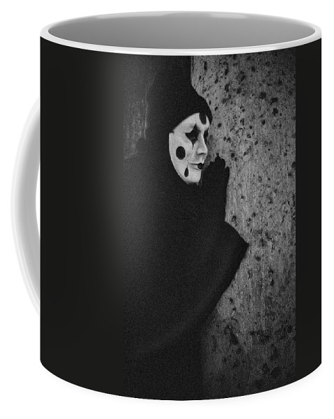 Venice Coffee Mug featuring the photograph 1999 Venice Portrait #06 by Roberto Ferrero