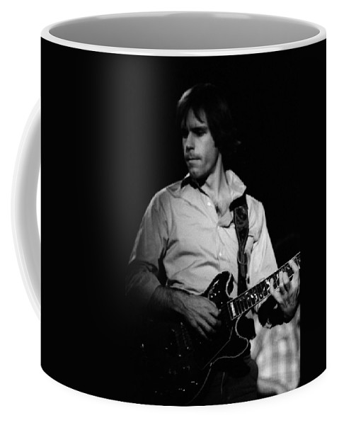 Bob Weir Coffee Mug featuring the photograph #2 by Ben Upham