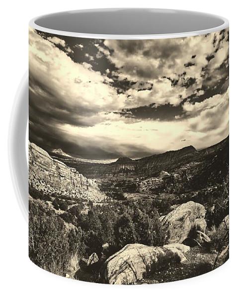 Colorado Coffee Mug featuring the photograph Colorado Beauty by L O C