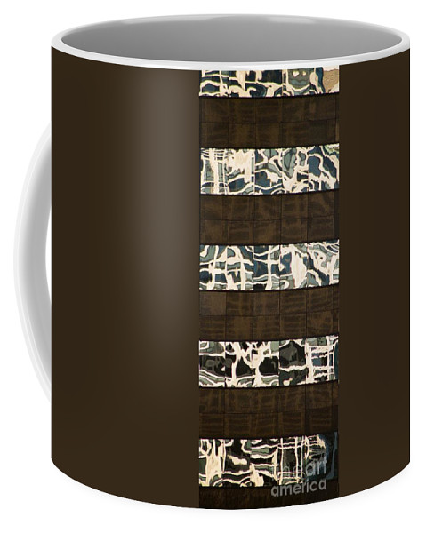 Chicago Coffee Mug featuring the photograph Chicago Reflection 2 by Dennis Knasel