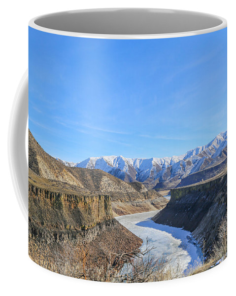Idaho Coffee Mug featuring the photograph Idaho by Dart and Suze Humeston