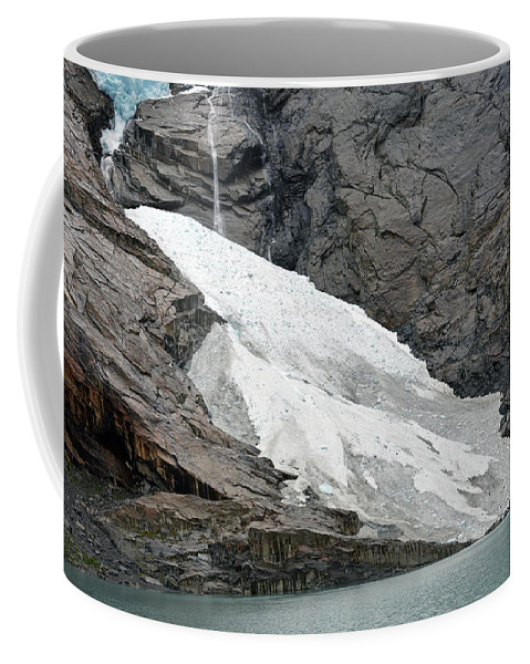 In Focus Coffee Mug featuring the photograph Jostedalsbreen National Park by Harvey Barrison