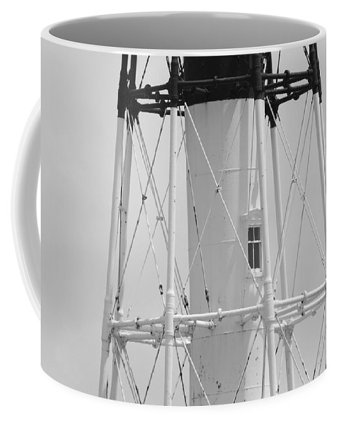 Landscape Coffee Mug featuring the photograph Lighthouse by Rob Hans