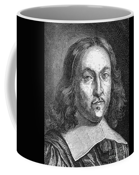 Science Coffee Mug featuring the photograph Pierre De Fermat, French Mathematician by Science Source