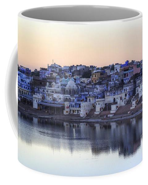 Pushkar Coffee Mug featuring the photograph Pushkar - India by Joana Kruse