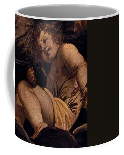 Tintoretto Coffee Mug featuring the painting Summer by Tintoretto