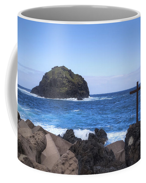 Garachico Coffee Mug featuring the photograph Tenerife - Garachico by Joana Kruse