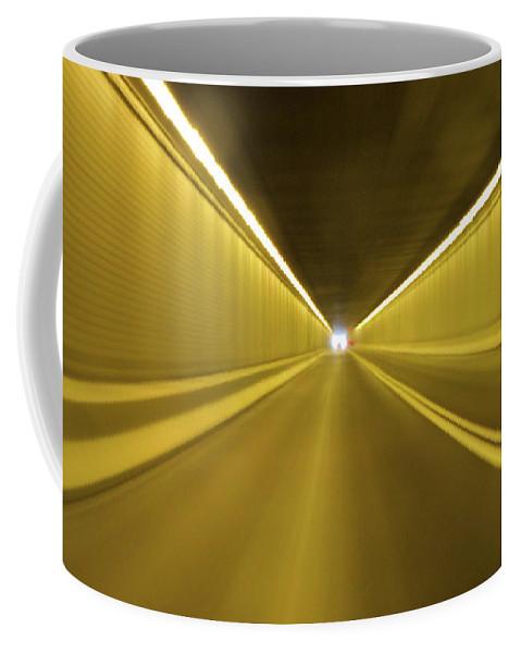 Light Coffee Mug featuring the photograph The Light by Julie Niemela