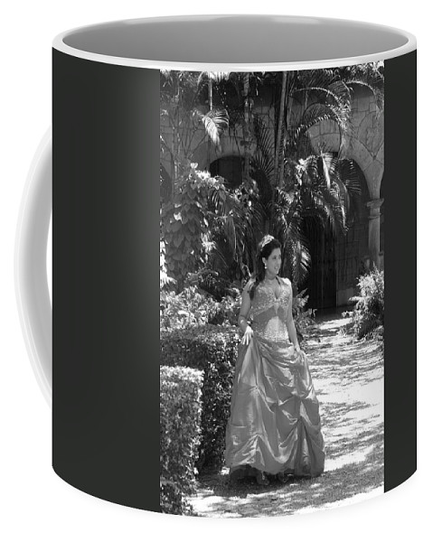 Girl Coffee Mug featuring the photograph The Princess by Rob Hans