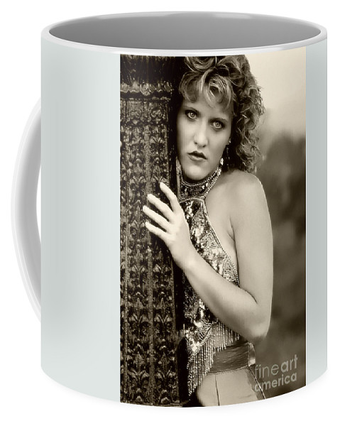 Clay Coffee Mug featuring the photograph True Beauty by Clayton Bruster