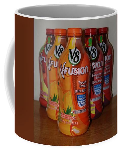 V8 Coffee Mug featuring the photograph V8 Fusion by Rob Hans