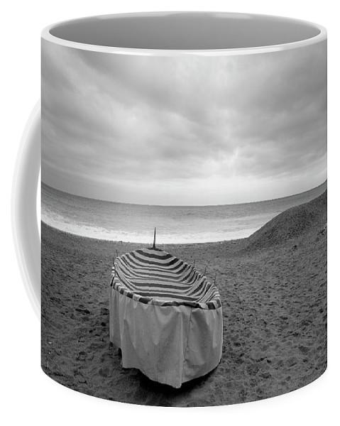 Liguria Coffee Mug featuring the photograph 2018 Mar Mediterraneo by Roberto Ferrero