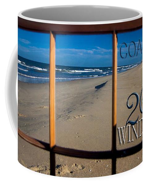 Coast Coffee Mug featuring the photograph 26 Windows Coastal by Patrick Dablow