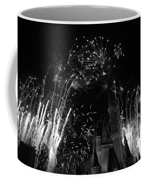 Walt Disney World Coffee Mug featuring the photograph Cinderella Castle by Rob Hans