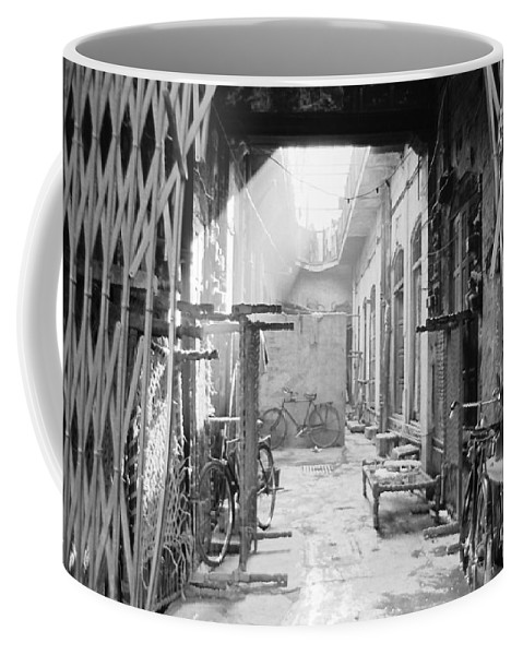 India Coffee Mug featuring the photograph New Delhi India by Greg Hager