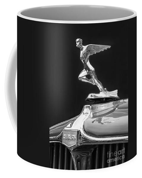 Classic Coffee Mug featuring the photograph 1931 Auburn by Dennis Hedberg