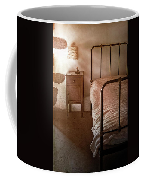 Bedroom Coffee Mug featuring the photograph Bedroom by Joana Kruse