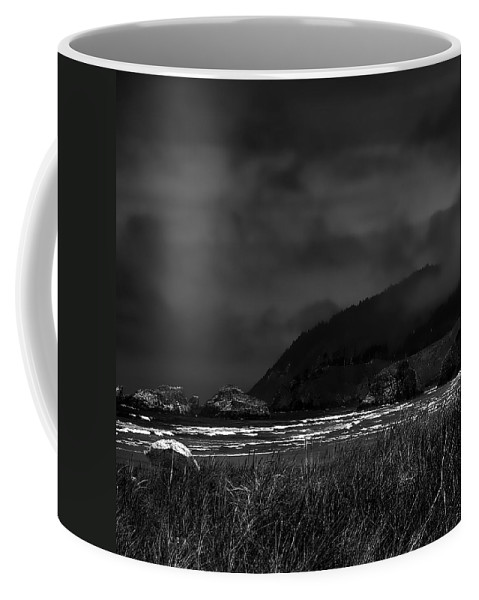 Cannon Beach Coffee Mug featuring the photograph Cannon Beach by David Patterson