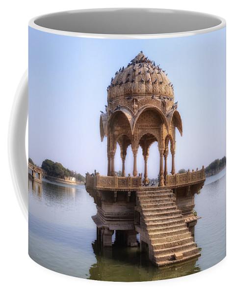 Jaisalmer Coffee Mug featuring the photograph Jaisalmer - India by Joana Kruse