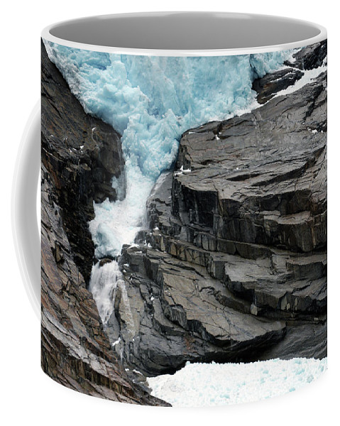 Norway Coffee Mug featuring the photograph Jostedalsbreen National Park by Harvey Barrison