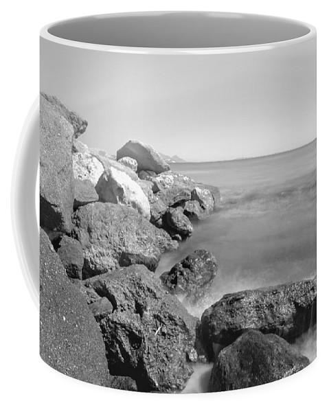 Landscape Photography Coffee Mug featuring the photograph Kefalos Dreams by RONALD Duverge