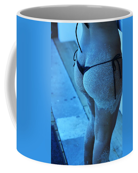 Cayan Coffee Mug featuring the photograph L W Thong by Rob Hans