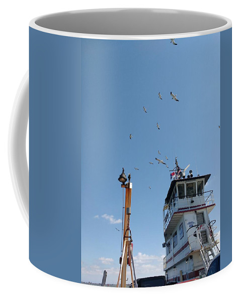 Coffee Mug featuring the photograph Outer Banks Nc by Lisa Davis