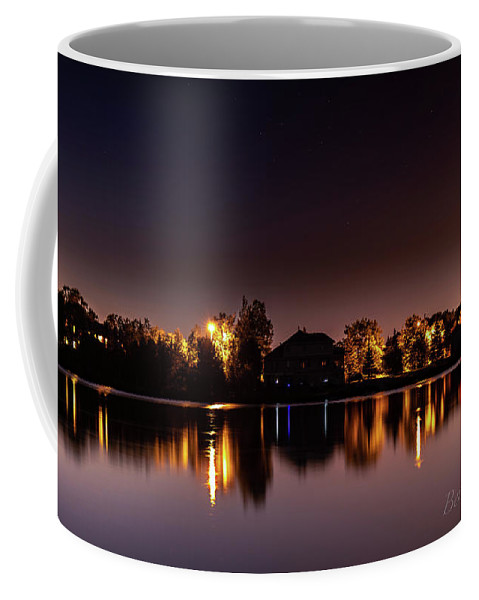 Reflections Coffee Mug featuring the photograph Serene by Bernie Bertrand