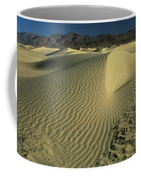Sand Coffee Mug featuring the photograph Sand Dunes by Jim And Emily Bush