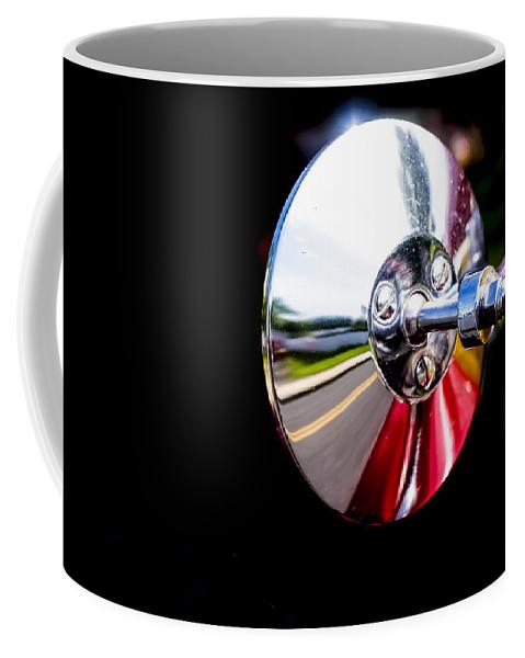 Chrome Coffee Mug featuring the photograph Speed by David Kay
