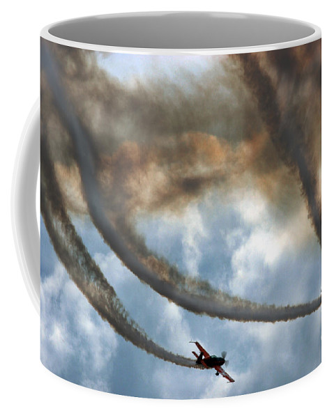 Blades Extra 300 Coffee Mug featuring the photograph The Blades Extra 300 by Angel Tarantella