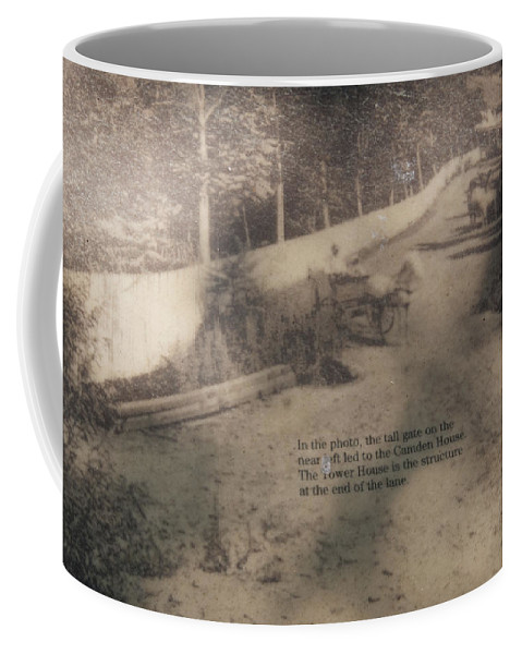 Rmb2014091200033 Coffee Mug featuring the photograph Whiskeytown National Recreation Area by Robert Braley