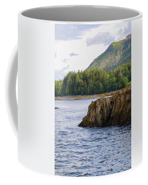 Coffee Mug featuring the photograph Alaska_00032 by Perry Faciana