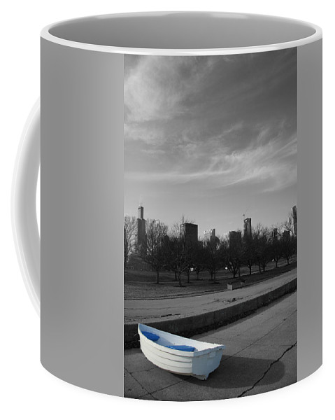 Cityscape Coffee Mug featuring the photograph 347 by Dylan Punke