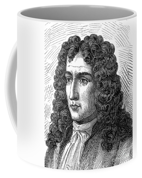 Science Coffee Mug featuring the photograph Denis Papin, French Inventor by Science Source