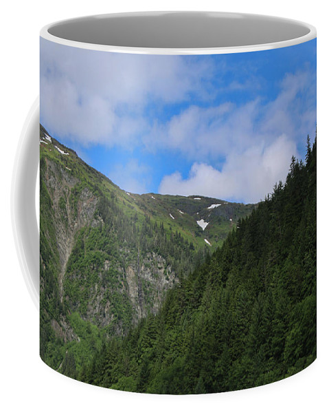 Coffee Mug featuring the photograph Alaska_00005 by Perry Faciana