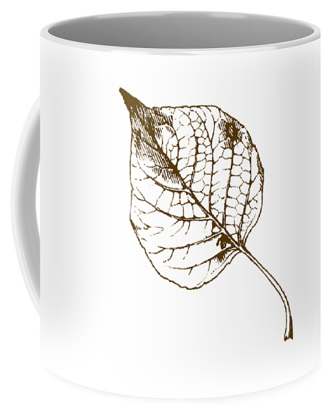 Autumn Day Coffee Mug featuring the digital art Autumn Day by Chastity Hoff