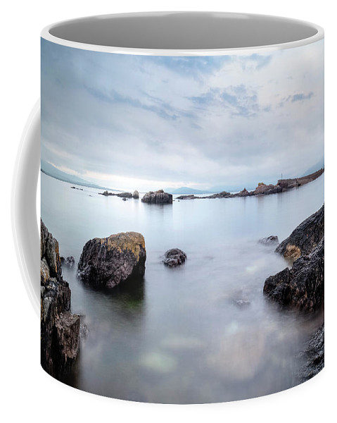 Ballingskelligs Bay Coffee Mug featuring the photograph Ballingskelligs - Ireland by Joana Kruse