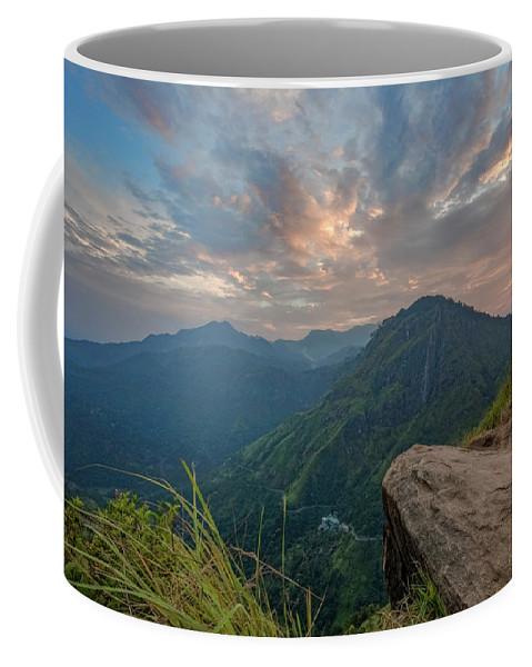 Little Adam's Peak Coffee Mug featuring the photograph Ella - Sri Lanka by Joana Kruse