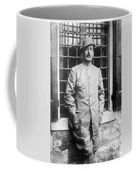 Fine Arts Coffee Mug featuring the photograph Giacomo Puccini, Italian Composer by Science Source